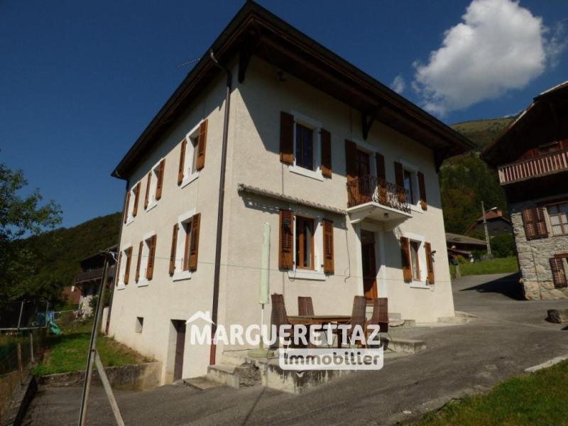Sale house / villa Mieussy 383000€ - Picture 7