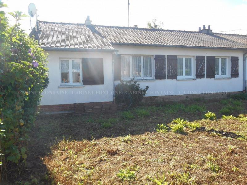 Maison Fontaine Bonneleau 4 pièce(s) 80 m2