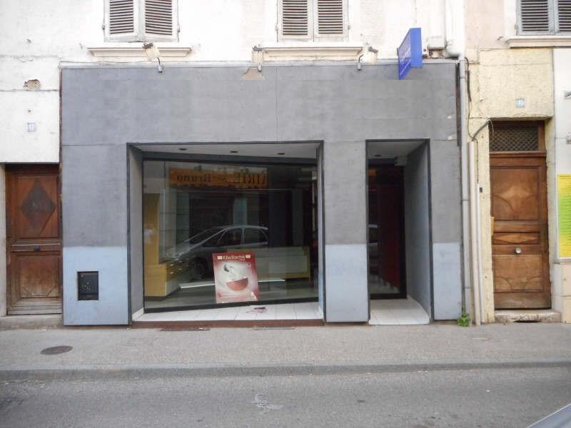Affitto negozzio Voiron 480€ HT/HC - Fotografia 1