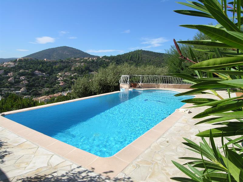 Vacation rental house / villa Les issambres 2 640€ - Picture 9