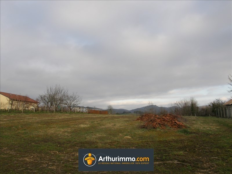 Vente terrain Belley 46 000€ - Photo 1