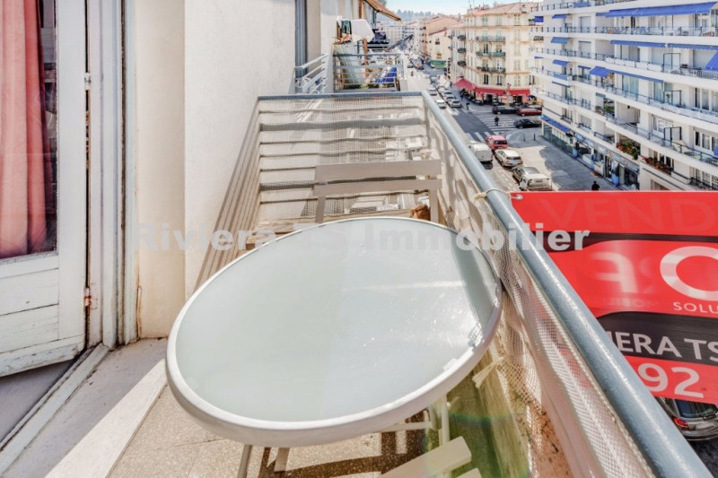 Vente appartement Nice 165000€ - Photo 7