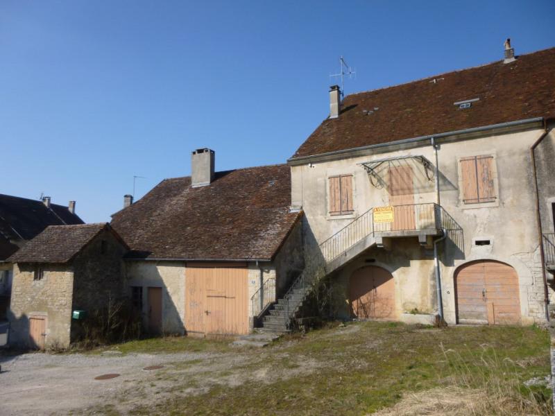 Vente maison / villa Pannessières 120000€ - Photo 1