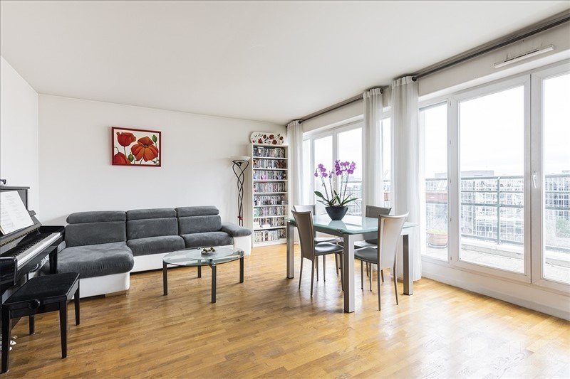 Sale apartment Courbevoie 679 000€ - Picture 2