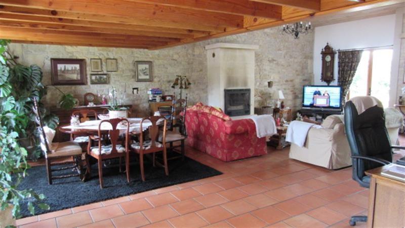 Vente maison / villa Saint hilaire de villefranche 263750€ - Photo 2