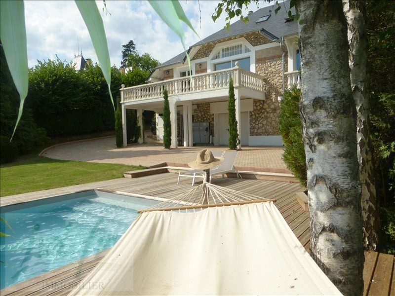 Deluxe sale house / villa Montmorency 1 275 000€ - Picture 3