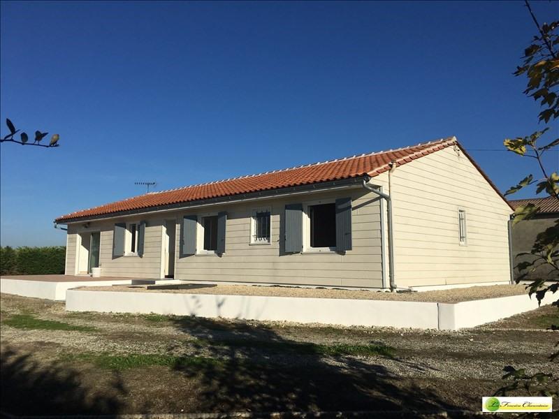 Vente maison / villa Plassac rouffiac 171200€ - Photo 1