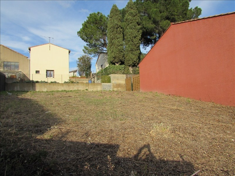 Sale site Beziers 79 000€ - Picture 1