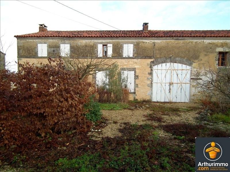 Vente maison / villa Matha 97200€ - Photo 2