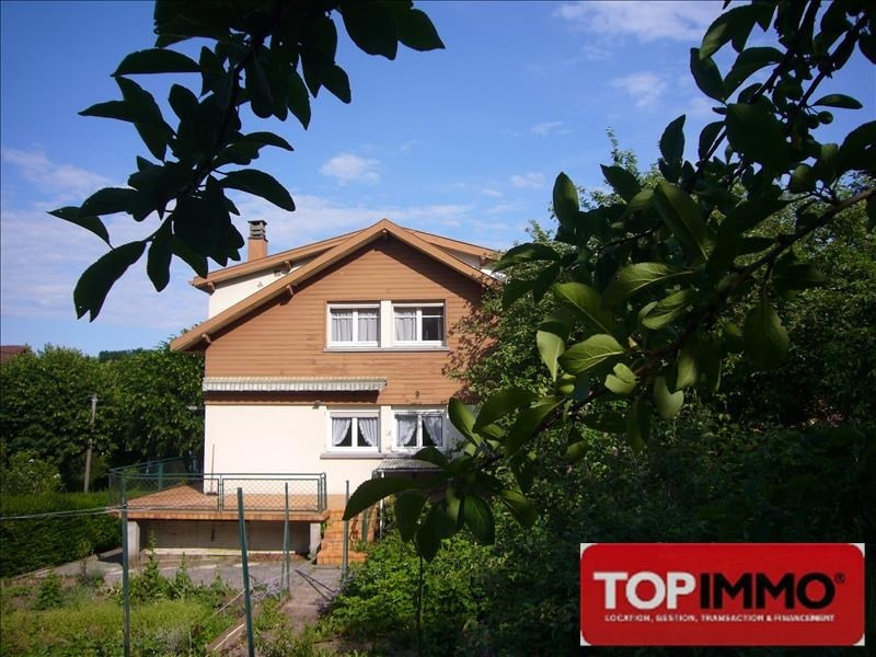 Vente maison / villa St die 117000€ - Photo 4