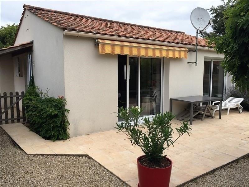 Sale house / villa Jard sur mer 197600€ - Picture 1