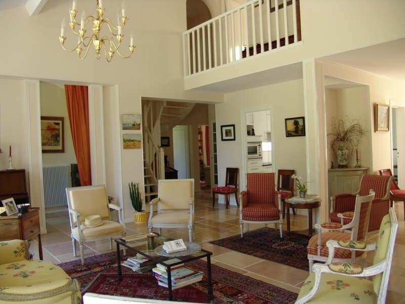Sale house / villa St nom la breteche 975000€ - Picture 2