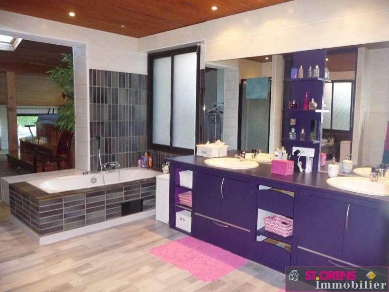 Vente de prestige maison / villa Pechbusque - ramonville 519000€ - Photo 8