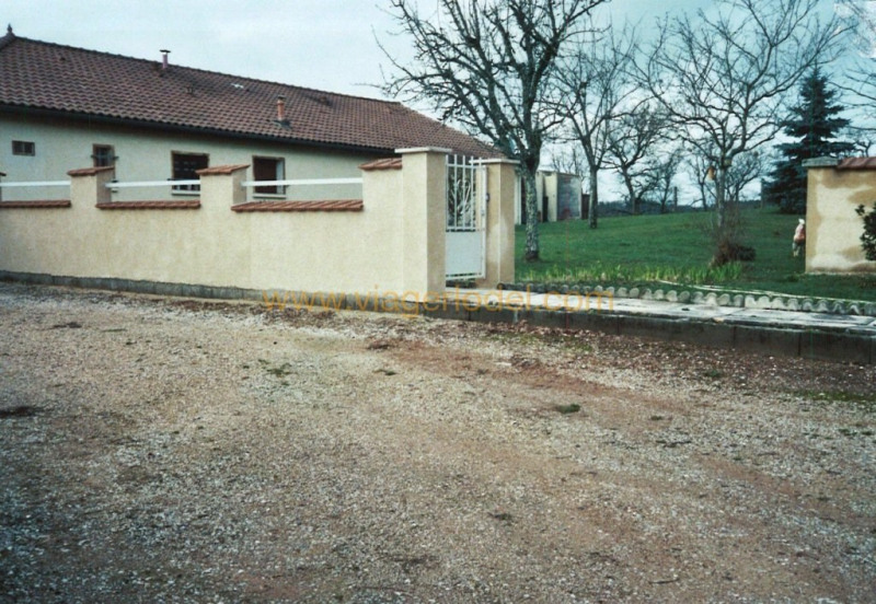 Lijfrente  huis Saint-bressou 65000€ - Foto 18