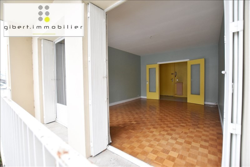 Vente appartement Le puy en velay 69 900€ - Photo 1