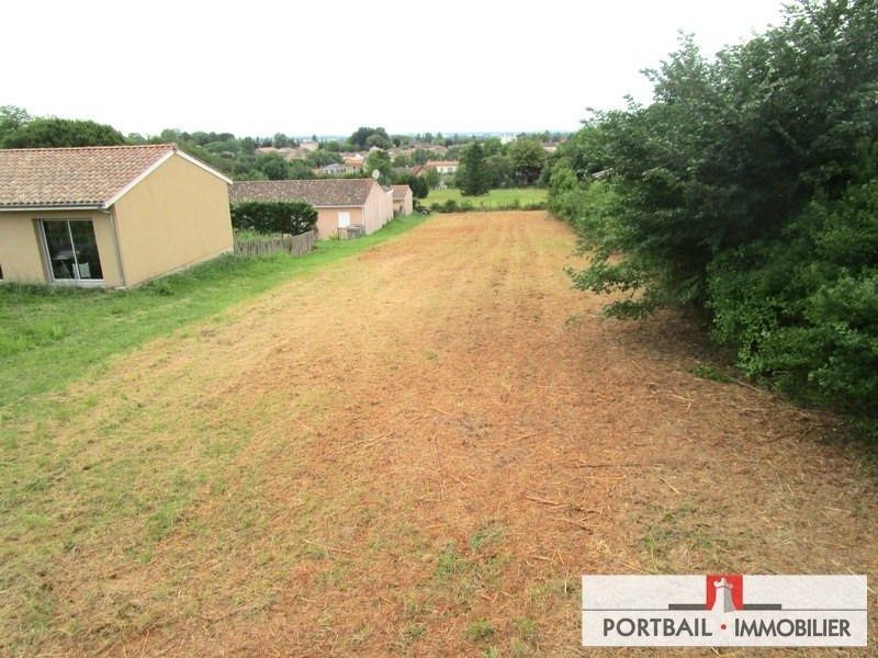 Vente terrain Blaye 60 000€ - Photo 2