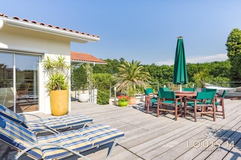 Venta de prestigio  casa Biarritz 1469000€ - Fotografía 5