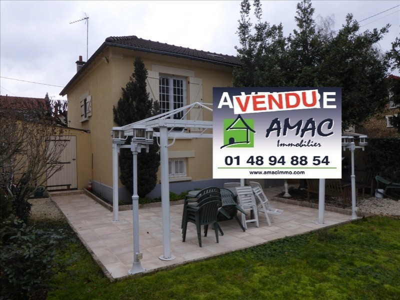 Vente maison / villa Villemomble 279 800€ - Photo 2