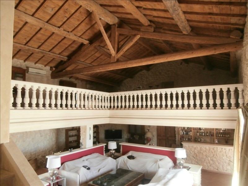 Deluxe sale house / villa La roque d antheron 1310000€ - Picture 4