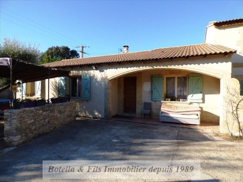 Sale house / villa Uzes 371000€ - Picture 1
