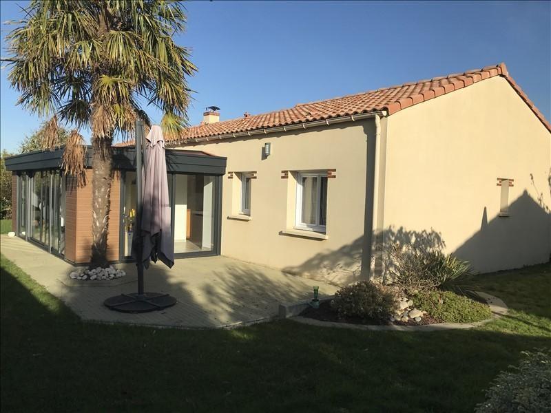 Vente maison / villa Begrolles en mauges 221650€ - Photo 1