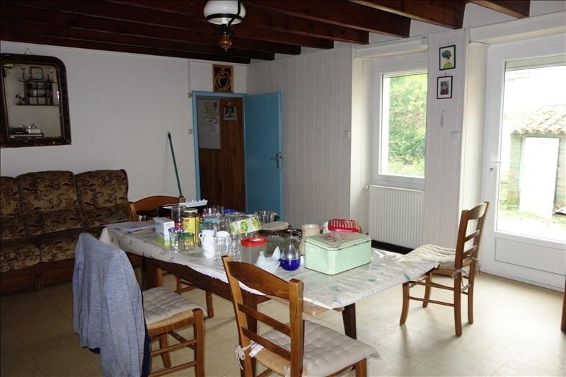 Vente maison / villa Les clouzeaux 88000€ - Photo 3