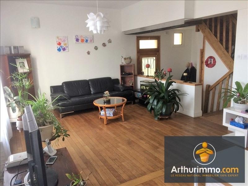 Sale house / villa Les pavillons sous bois 294000€ - Picture 5