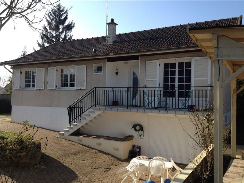 Sale house / villa Mareuil les meaux 373360€ - Picture 1