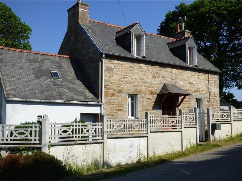 Sale house / villa Pluzunet 49500€ - Picture 1