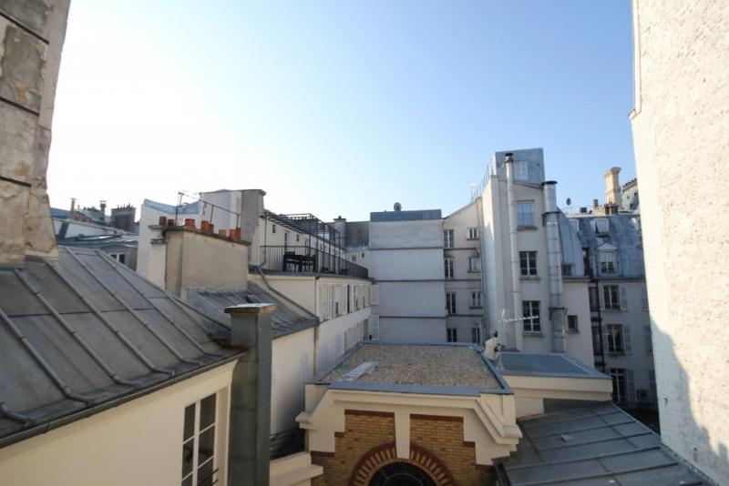 Rental apartment Paris 1er 1490€ CC - Picture 8