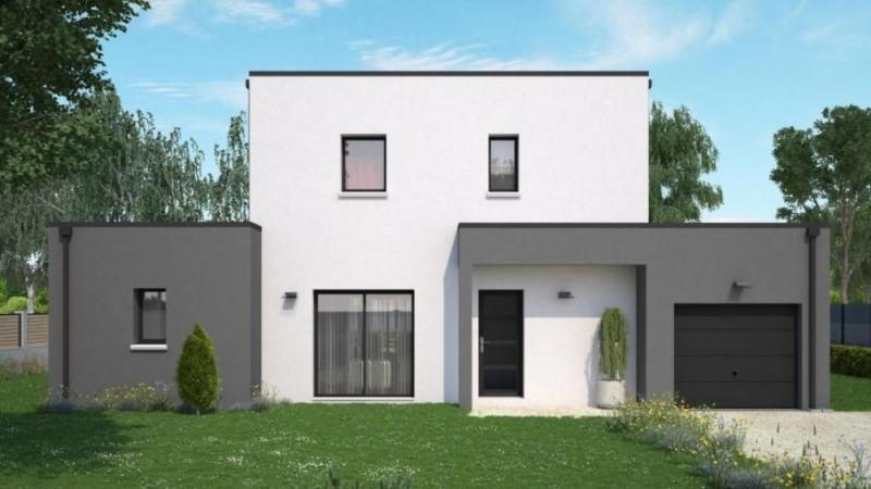 Maison  5 pièces + Terrain 996 m² Montamisé par Maisons Ericlor