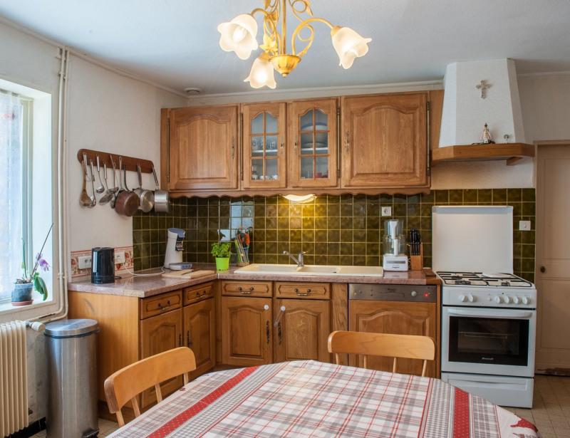 Vente maison / villa St trivier sur moignans 210000€ - Photo 4
