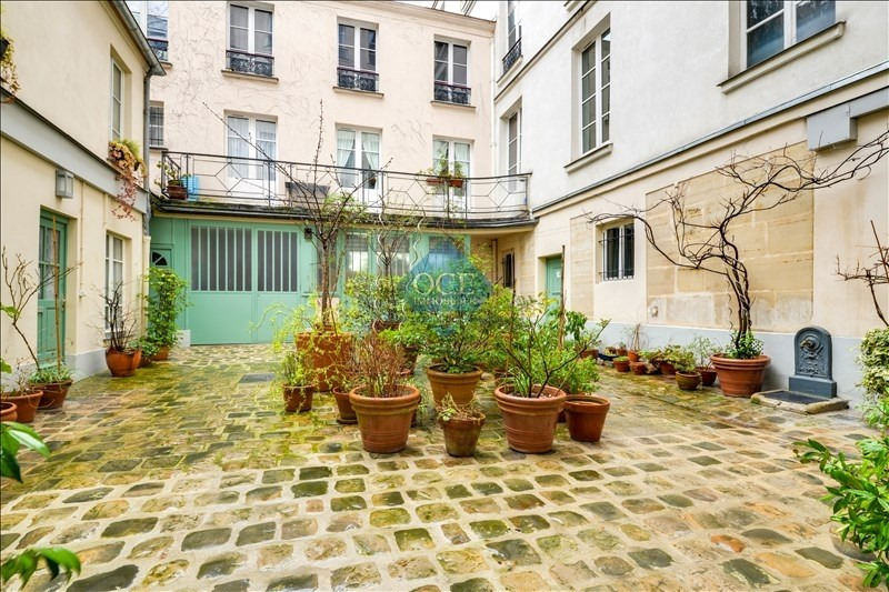 Vente de prestige local commercial Paris 3ème 890 000€ - Photo 2