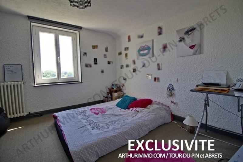 Sale house / villa La tour du pin 227000€ - Picture 10