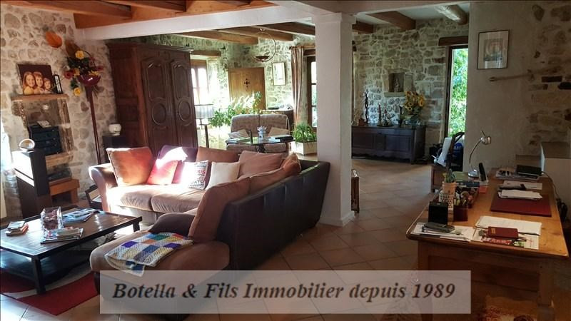 Venta  casa Goudargues 298000€ - Fotografía 4