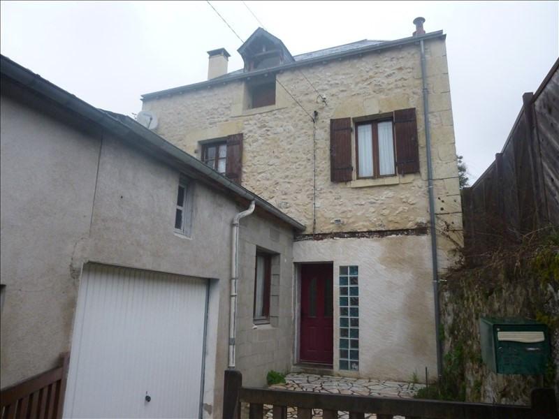 Vente maison / villa Azay le rideau 97000€ - Photo 1