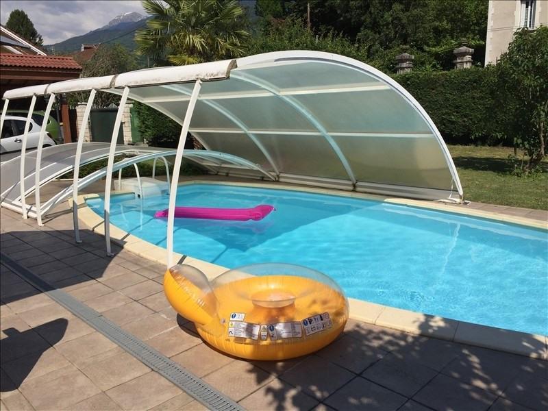 Sale house / villa Vaulnaveys le haut 420000€ - Picture 5