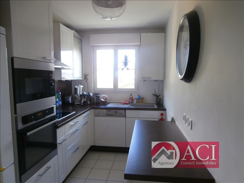 Sale apartment Deuil la barre 294000€ - Picture 4