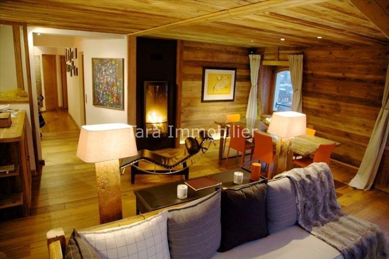Deluxe sale apartment Chamonix mont blanc 1150000€ - Picture 4
