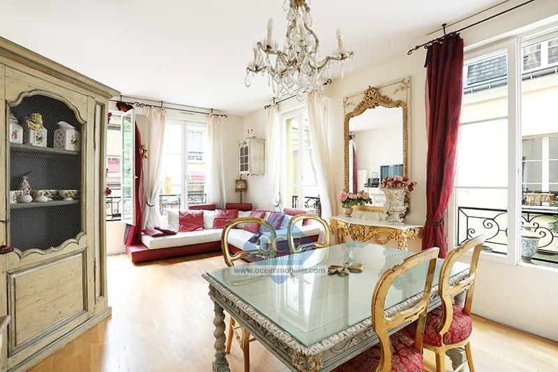 Sale apartment Paris 11ème 735000€ - Picture 3