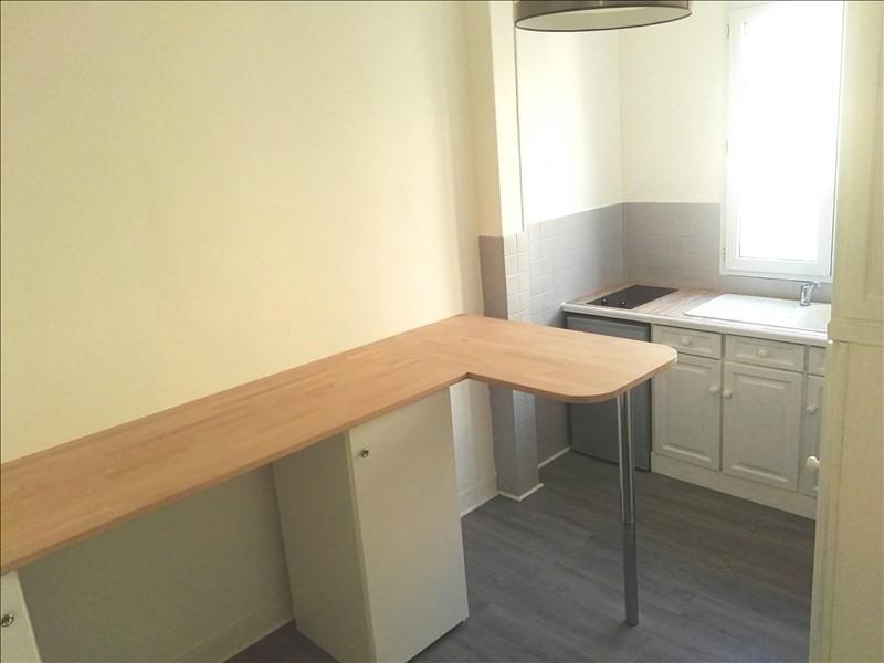 Rental apartment Clichy 700€ CC - Picture 2