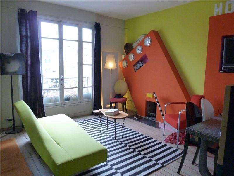 Vente appartement Paris 19ème 384000€ - Photo 1