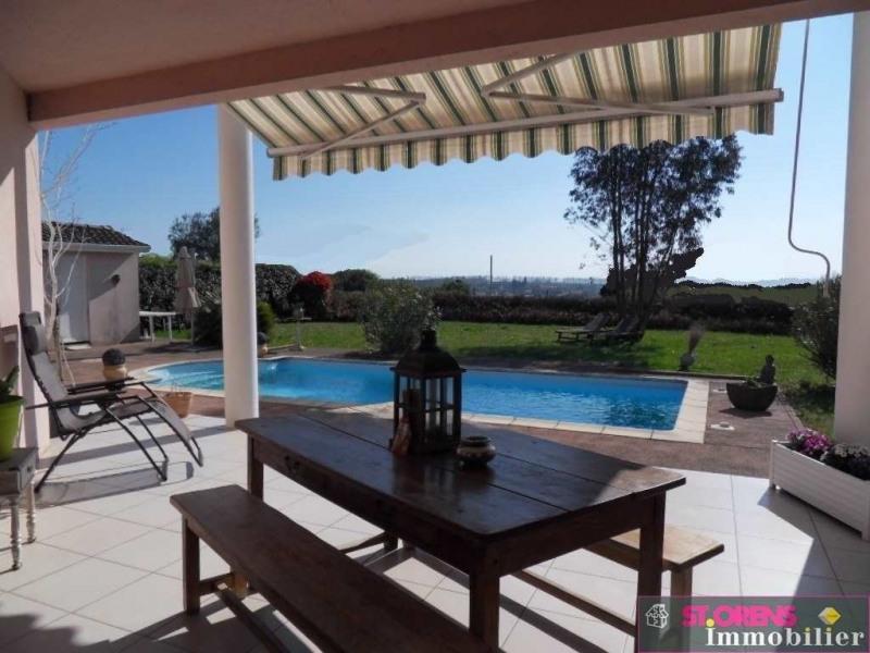 Deluxe sale house / villa Saint-orens coteaux 590000€ - Picture 10