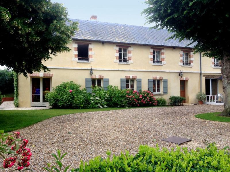 Sale house / villa Les thilliers en vexin 298000€ - Picture 1