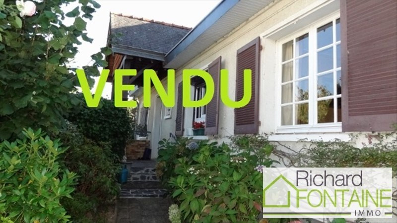 Vente maison / villa Cesson sevigne 377 775€ - Photo 1