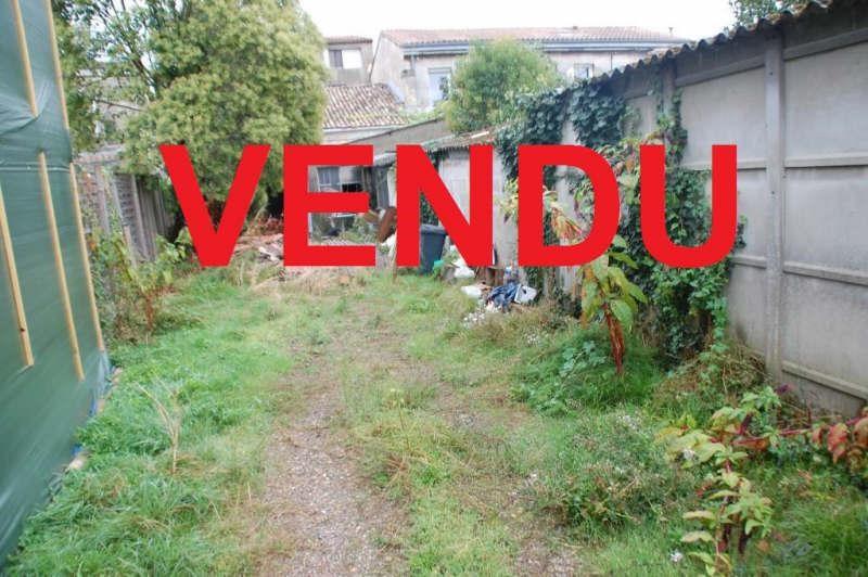 Sale building Bordeaux 320000€ - Picture 1