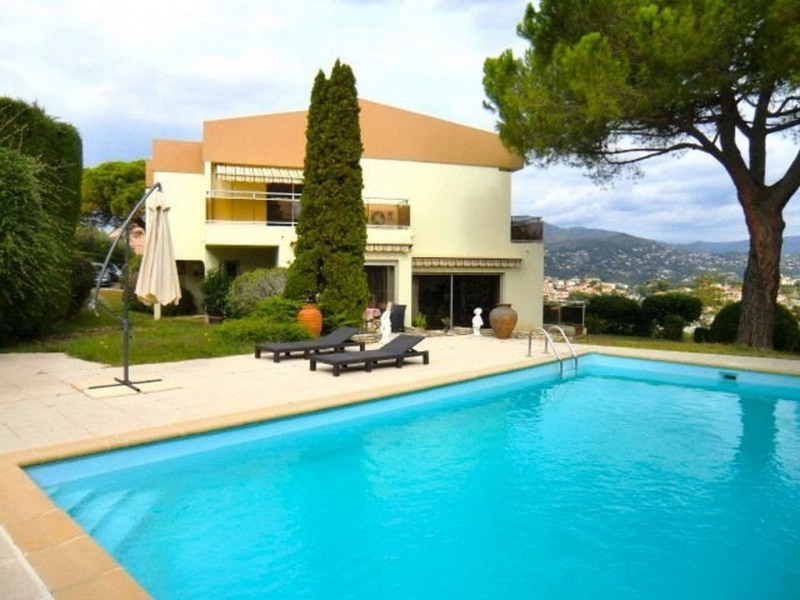Deluxe sale house / villa Nice 1 499 000€ - Picture 1