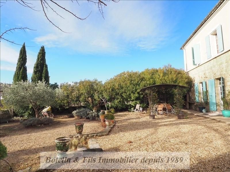 Immobile residenziali di prestigio casa Uzes 950000€ - Fotografia 1