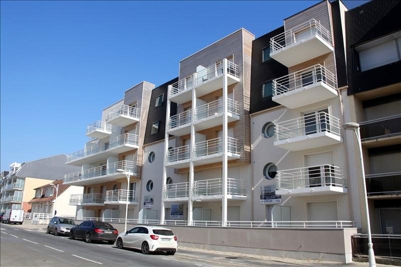 Vente appartement Fort mahon plage 170000€ - Photo 1