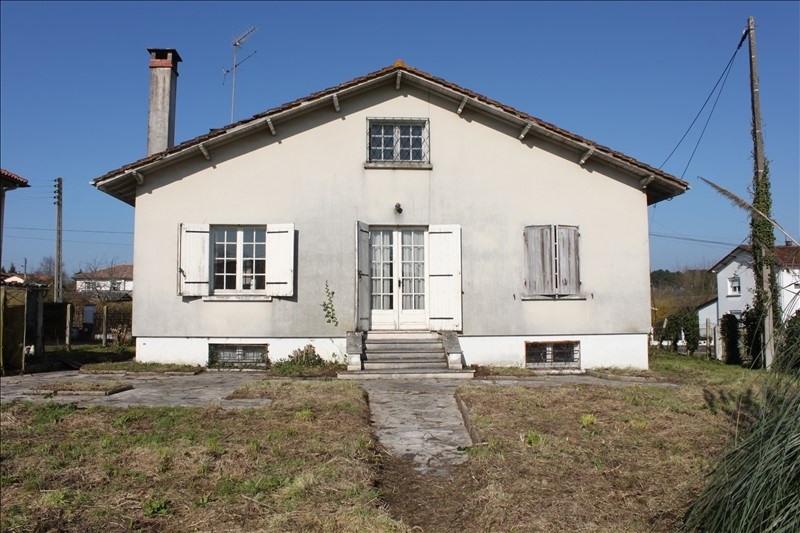 Vendita casa Langon 129300€ - Fotografia 1